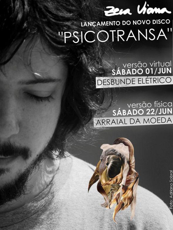 Zeca Viana lança Psicotransa